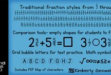 Fonts and Frames / by Natacha Edmondson
