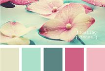 Colour inspiration / by Mrs Stilly