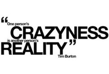 """Oyster Boy & Other Stories / """"One person's craziness is another person's reality."""" ― Tim Burton / by Kim"""