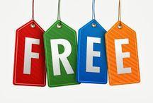 Freebies  ツ / Get free things / by Digital Information World