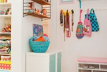 Kids Room / by Dawn Mitchell