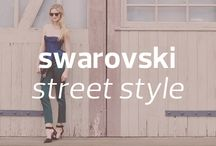 Swarovski Street Style / Discover what's #ExtraordinaryEveryday with the best street style spotted at Mercedes-Benz Fashion Week Australia  / by Mercedes-Benz Fashion Week