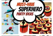Superhero Party / by Annie Fitzgerald