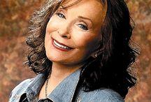 My Ladies of Classic Country / Loretta Lynn... Patsy Cline...Tammy Wynette...Dottie West / by Annette Barrera Jacobsen