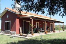 Casas de campo / by Beatriz Uribe