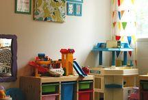 EC Nursery & Preschool Rooms / by Tiffany Scott