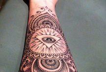 Tattoos / by John Deely