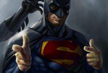 Superheroes  / by Peety Goring