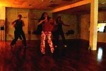 Zumba routines / by Erika Leigh New England Sports Journal