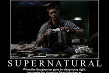 Supernatural Amazingness / by Jessica Mallory