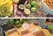 Birthday party ideas / by Kimberly Jones