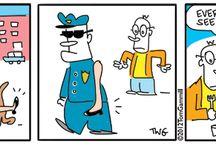 Comic Strips / Hilarious comic strips from GoComics.com / by GoComics