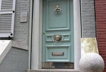 Doors / by ABODEdesignstudio