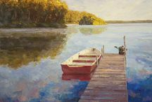 Inspiring Landscapes  / by Bernadette Fox