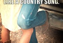 Gone Country / by Claudia Garland