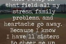 Softball / My Past time  / by Roni Holmes