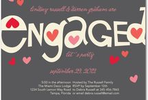 Wedding: Save the Date & Invitations  / by Penny Renee'