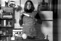 Martha Rosler / links to the art works of martha rosler: artist, critic, provocateuse... / by August Davis