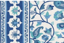 Mally Skok Fabrics - Feeling a little blue.. / by Mally Skok