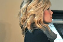 Hairstyles / by Meredith Reigle
