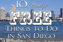 San Diego / by Amy Fleck