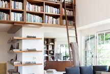 LIBRARY DESIGN IDEAS / by Reese Hall