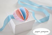 Gift Wrapping and presentation / by Nada Zakaria