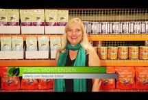 iHerb Videos / Check out our videos featuring popular iHerb Products and other information (https://www.youtube.com/user/iherbinc) ~ New Customers can use Coupon Code WOW123 to get $10 off of a $40 minimum purchase or $5 off first time orders of less than $40.  / by iHerb Inc