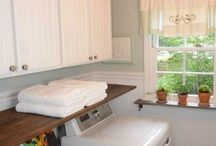 Laundry rooms / by Kathy Sims