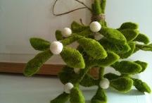 Christmas crafts and decor / by Nikki Merkt