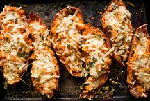 Z We Love Potatoes! / by Sandy Williams Sakalas