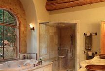 Master bath / by Toria Brown