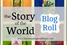 Story of the World Volume 1 / Story of the World Volume 1 - resources and ideas / by Amy Lesley