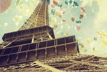 I could love Paris / by Heather