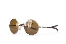 Model 10.03 / Minimalist and refined, we reached far into the past and future to conjure a look that's as timeless as it is forward-looking. Wear these while trolling the Champs-Élysées or exploring the jungles of Costa Rica. Our Split-Fit™ temples and Activizm™ lenses ensure a killer fit and excellent visual acuity. / by Activist Eyewear