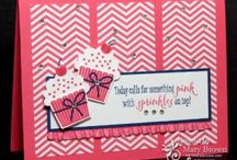 Stampin' Up! Birthday Ideas / by Be Creative With Nicole