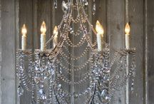 Chandelier / by Diane Mattox