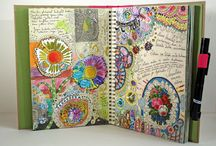 Visual Journal Ideas  / by lindsey