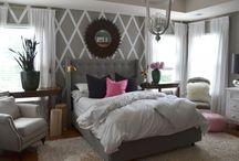 Master Bedroom / by Leslie Kirkindoll