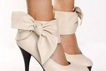Fancy Footwear Fanatic / Shoes Shoes Shoes! :)  / by Katalina Borja