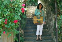 Tzima Textiles / Fine products made from handwoven textiles/ / by Laurie Cameron