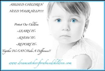 Child Abuse Awareness!!! / by Marcy Middleton
