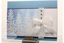 Christmas Crafts/Cards / by Trudy Whittaker