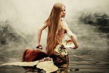 Mermaids / by Courtney Barr