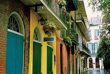 Home Sweet Home, NOLA / my home town / by Sarah Strohm