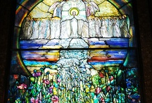 Stained Glass/Mosaics / by Mary Ellis