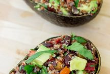 Quinoa recipes / by Sandra Beynon McLean