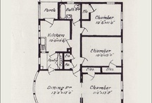 Floor plans / by Maclain Silvey