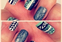 Nail art inspiration ♥ / by Alice Gll