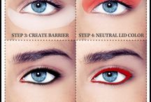 Makeup How To's, Tips and Ideas / by rebeca yolanda